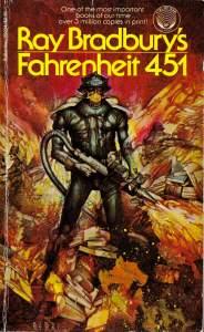 Fahrenheit 451 cubierta