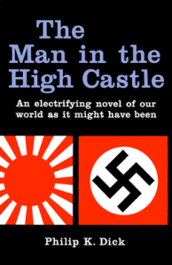 El hombre en el castillo, cover