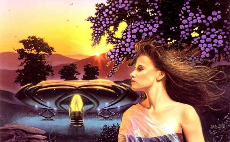 Bliss en Gaia de Stephen Youll