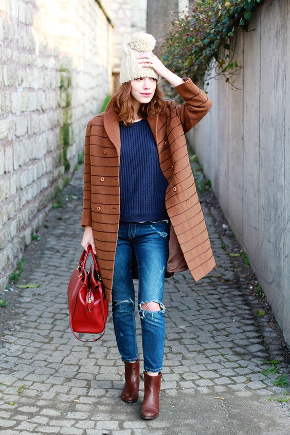 3 Outfit Formulas That Will Get Every Fashion Girl Through Winter