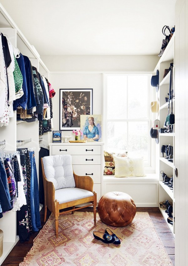 Beautiful Closet Inspiration for My New Apartment