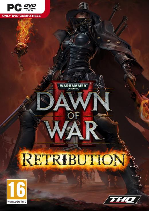 baixar jogo Warhammer 40,000: Dawn of War 2 -- Retribution