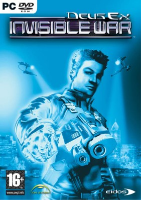 FREE DEUX EX: INVISIBLE WAR GAME DOWNLOAD