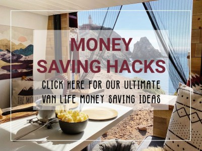 Best Van Life Money Saving Hacks