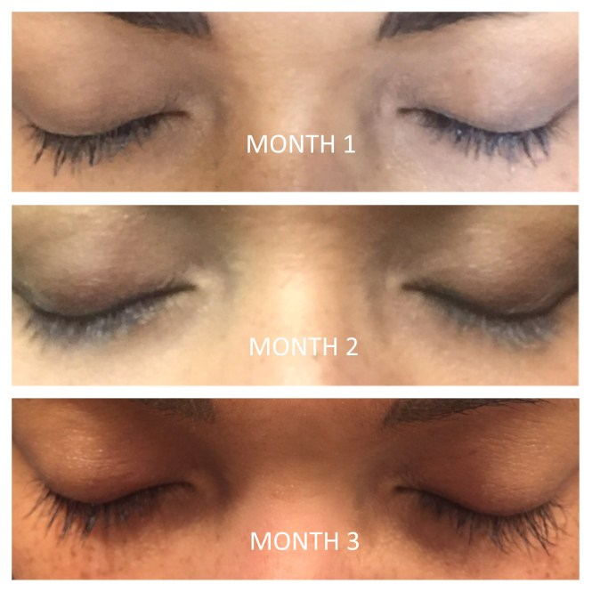 Debbie Savage of To Thine Own Style Be True's Review of Rodan + Field's Enhancements LashBoost