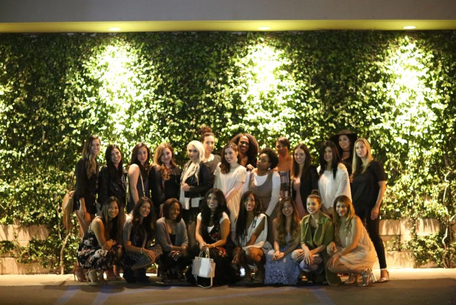 Tips for Planning a Successful Event | Style Collective Spring Meet Up at Mesa Restaurant