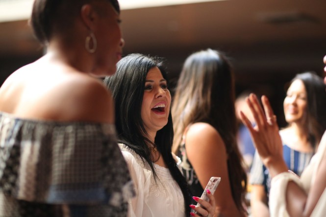 Tips for Planning a Successful Event   Style Collective Spring Meet Up at Mesa Restaurant
