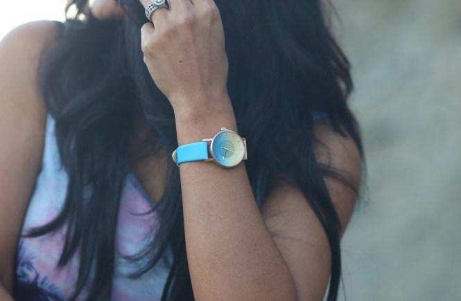 Debbie Savage is Ordinarily Unique with Klasse14 Watches