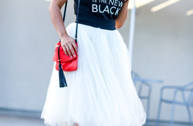 Debbie Savage | Fashion and Lifestyle Blog | Love Is The New Black T-Shirt + $500 Nordstrom Giveaway