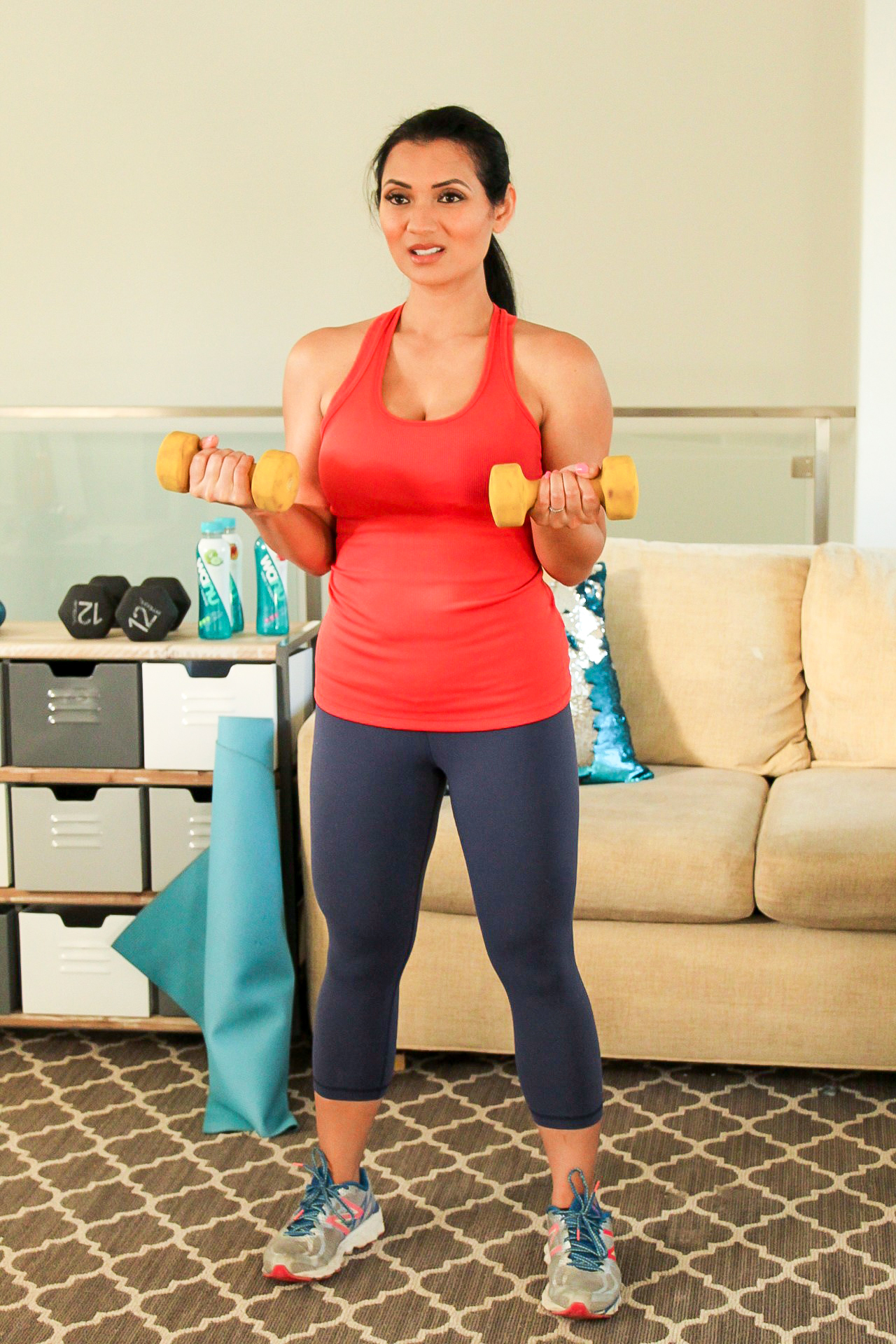 5 Reasons Why Women Should Weight Train by popular lifestyle blogger To Thine Own Style Be True
