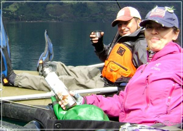 Tesito en el Lago - Rupanco