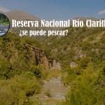 Reserva Nacional Río Clarillo…. se puede pescar??