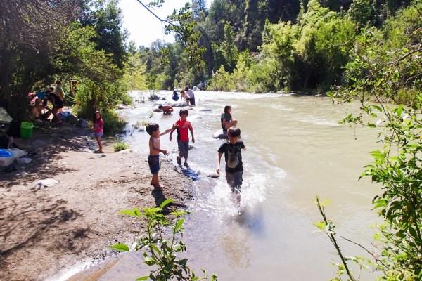 Río Clarillo