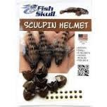 Fish-Skull Sculpin Helmet