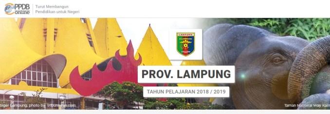 Jadwal Cara dan Syarat pendaftaran PPDB SMA SMK Lampung 2019