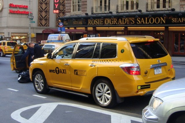 How To Spot A Fake Nyc Cab