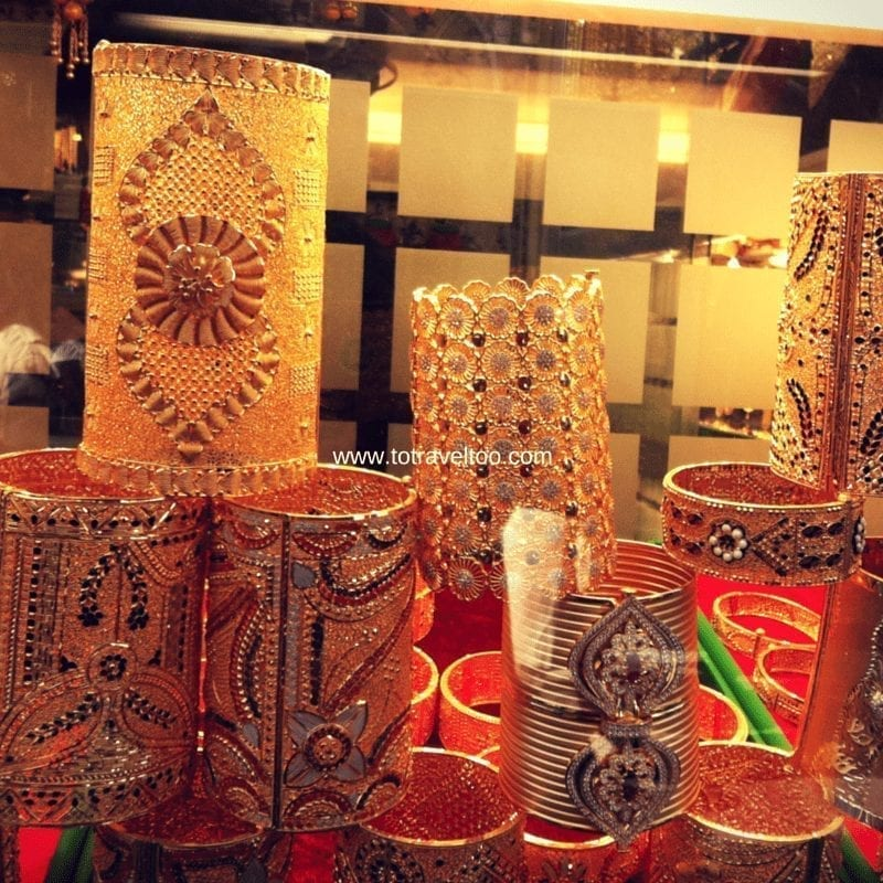 Tempting shops within the Grand Bazaar in Istanbul