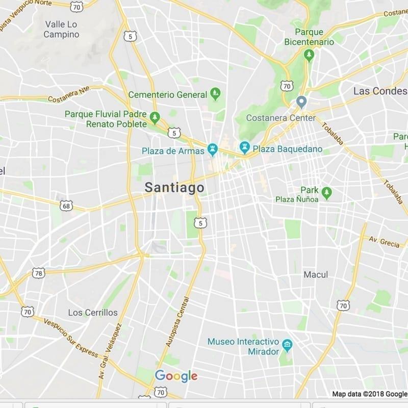 Free Walking Tour Santiago