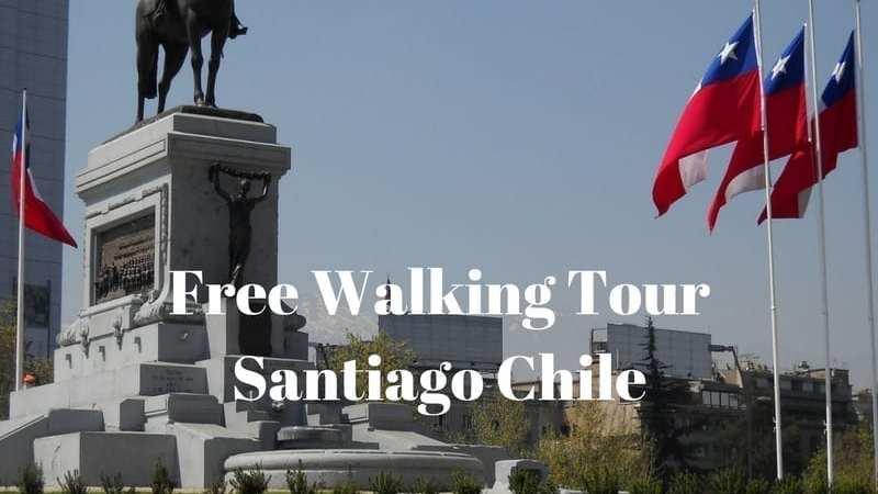 Free Walking Tour Santiago Chile