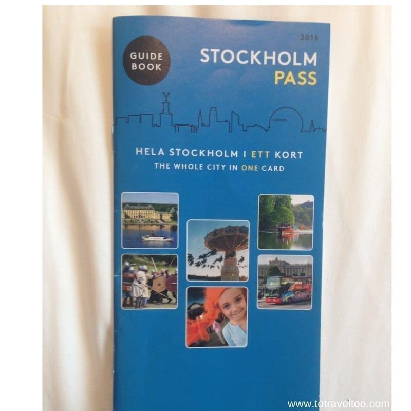 Visit Stockholm Pass