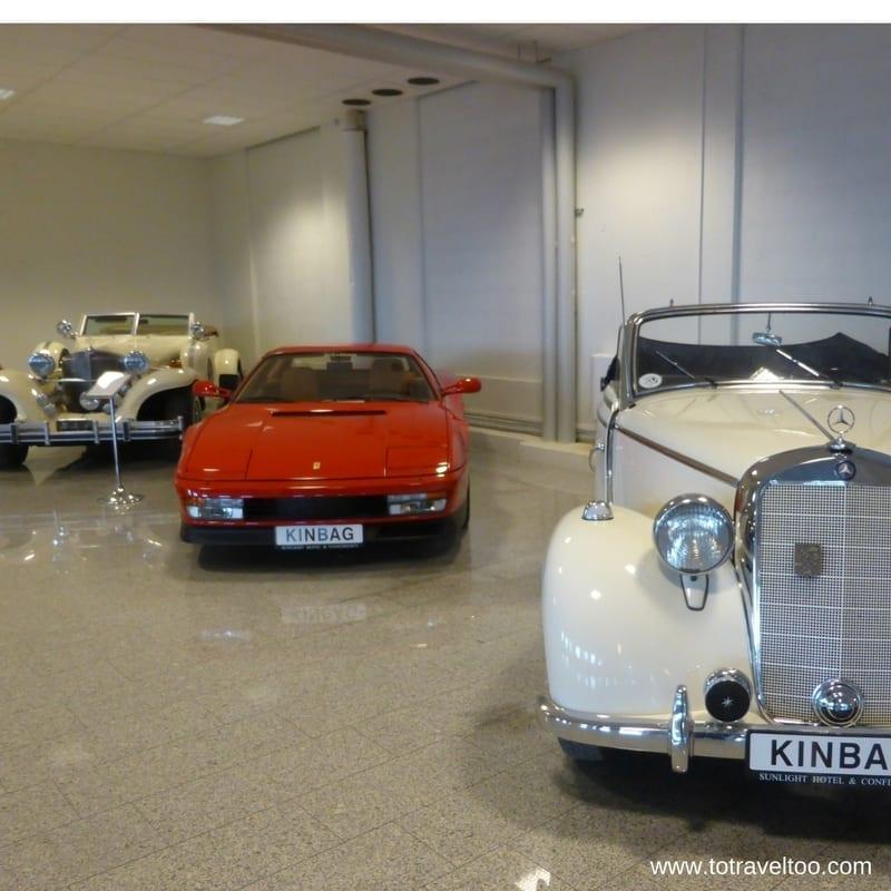 Classic Cars Sunlight Hotel Sormland Region Sweden