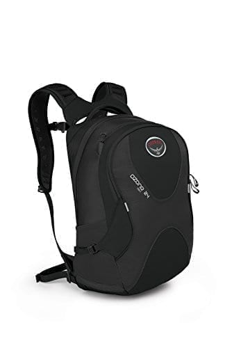 Travel essentials Osprey day Pack