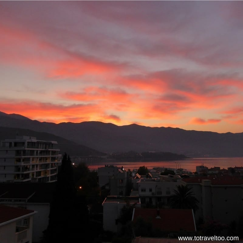 Budva Sunrise