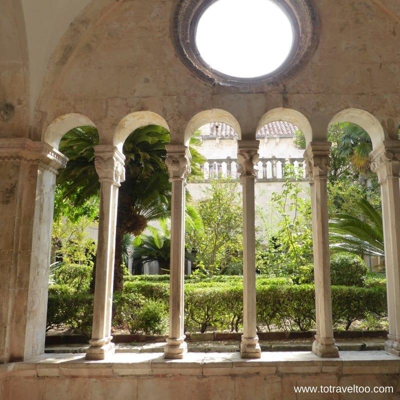 Franciscan Monastery Dubrovnik