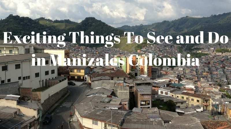 Manizales Colombia
