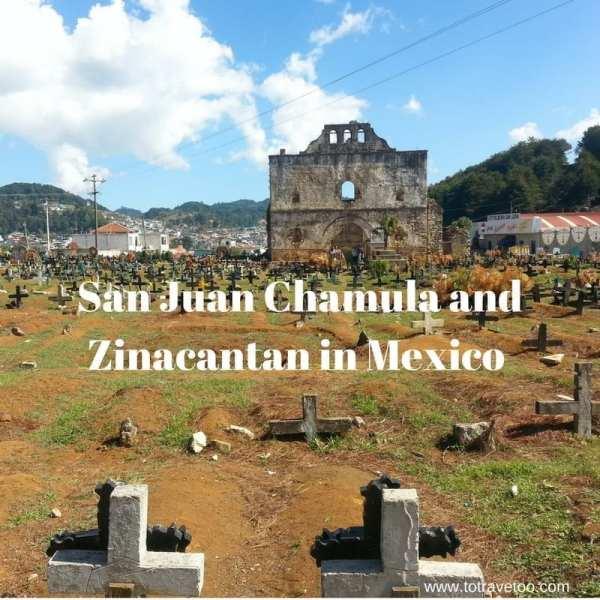 Chamula and Zinacantan Chiapas