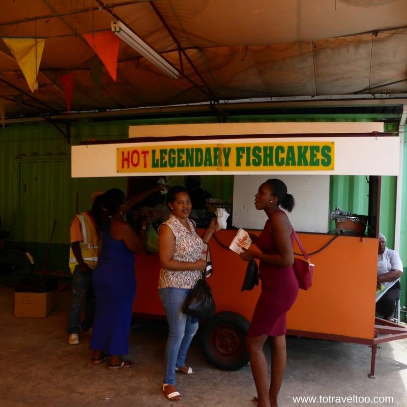 Food Tour of Barbados