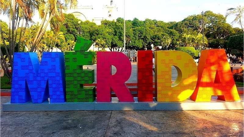 Merida in the Yucatan