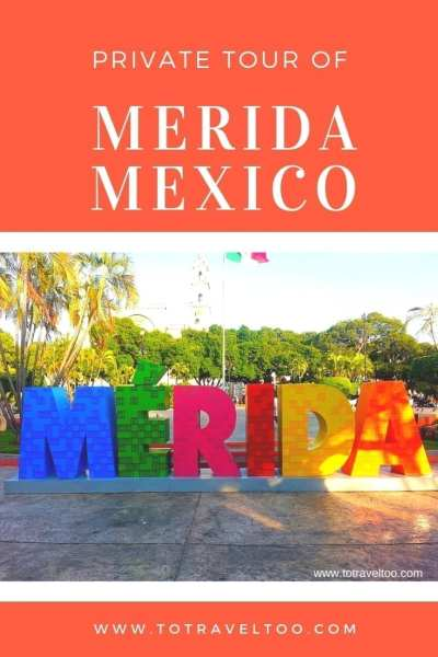 A Private Tour of Merida in the Yucatan