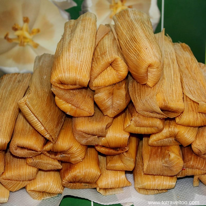 Mexican Food in the Yucatan Peninsula