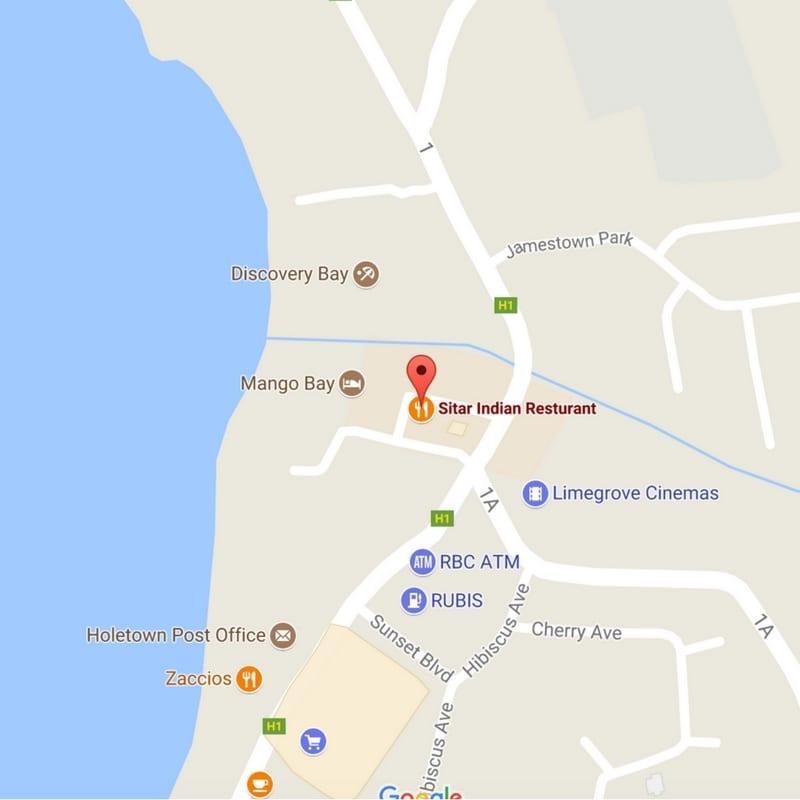 Sitar Indian Restaurant Barbados