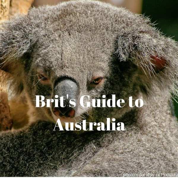 Brit's Guide to Australia