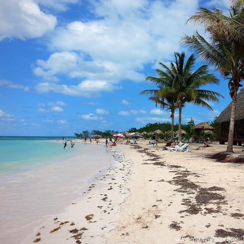 One week in Cuba