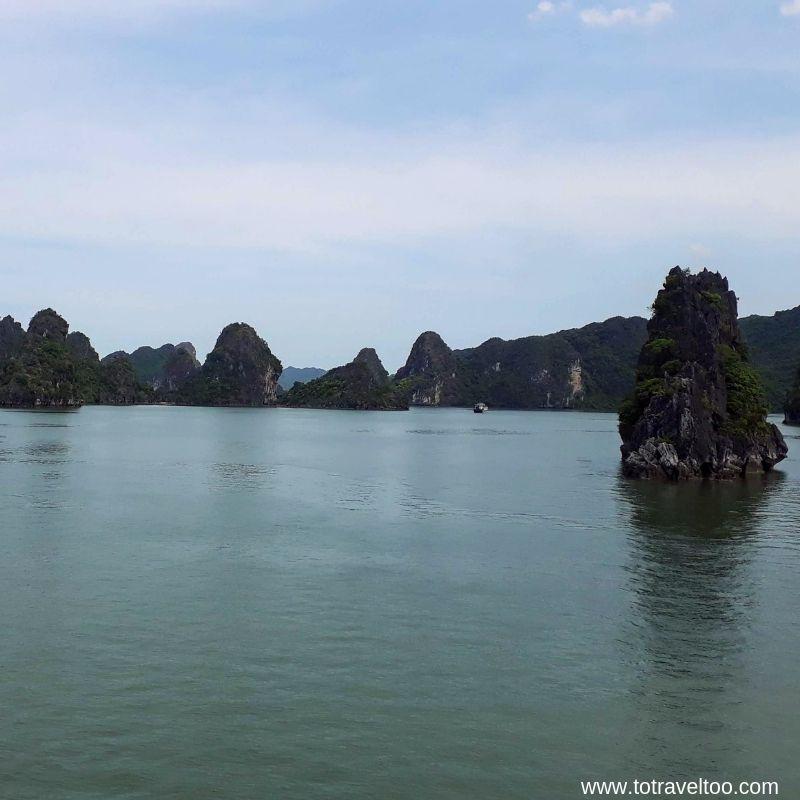 2 night cruise on Halong Bay