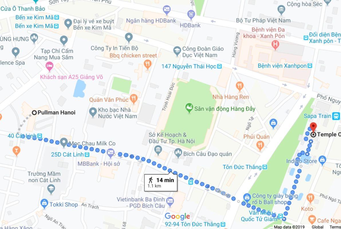 Hanoi Itinerary - Temple of Literature