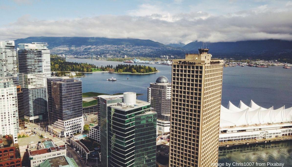 3 Days in Vancouver City Skyline