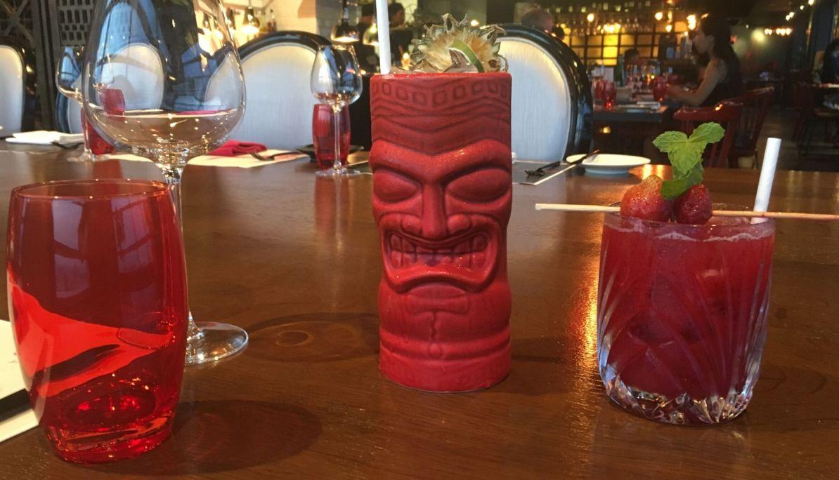 Try the Tiki Cocktails - 5 days in Saigon