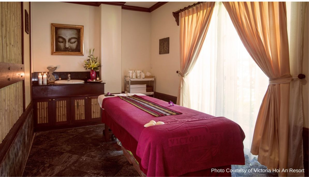 Spa at the Victoria Hoi An Beach Resort & Spa