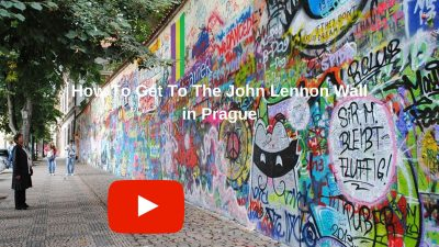 How to get to John Lennon Wall in Prague