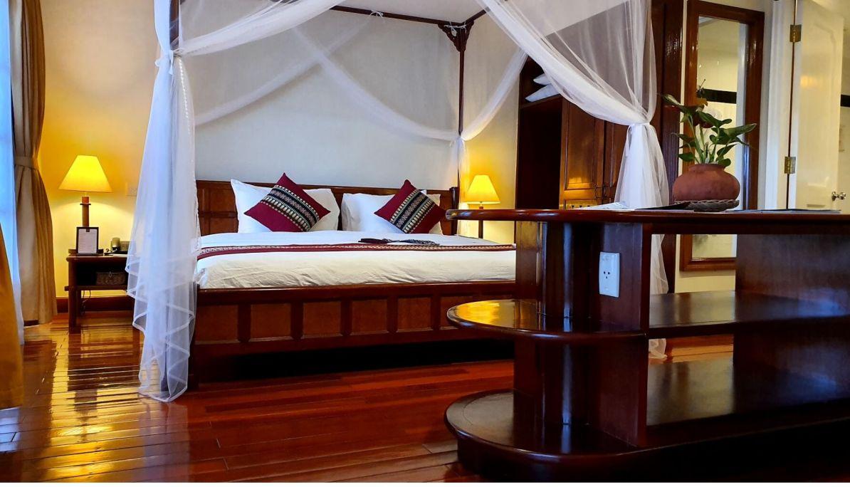 Suite at Victoria Chau Doc Hotel