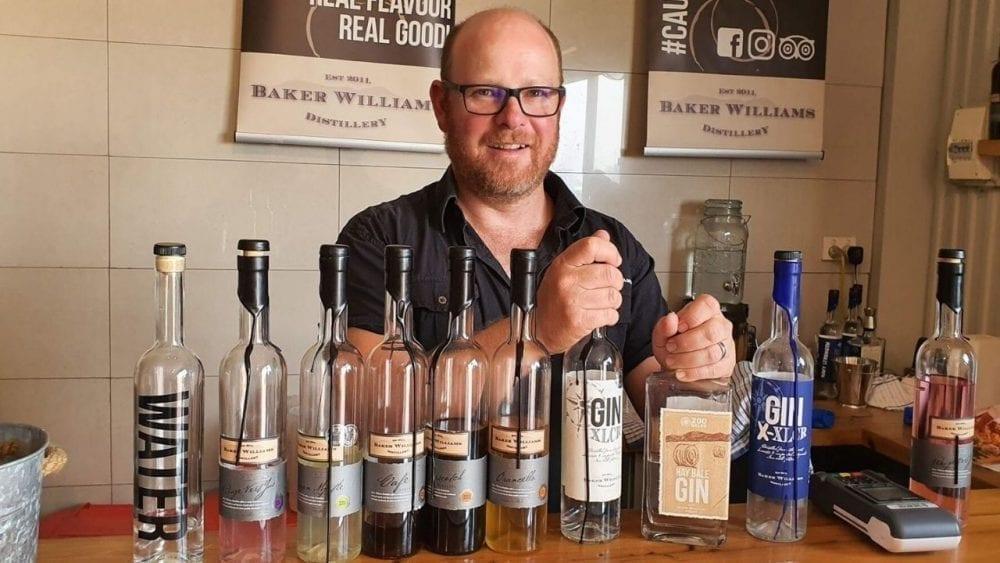 Visit Baker Williams Distillery