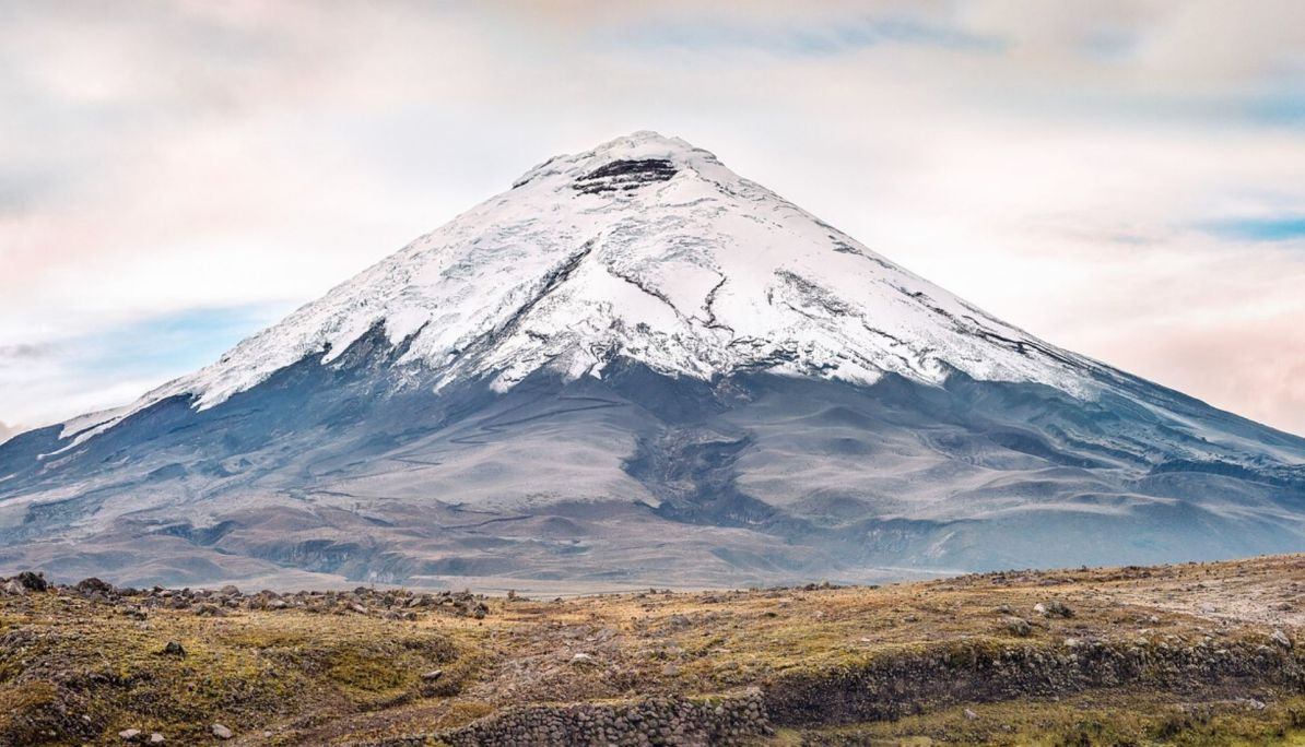 Cotopaxi Volcano - Ecuador Vacation Travel Guide