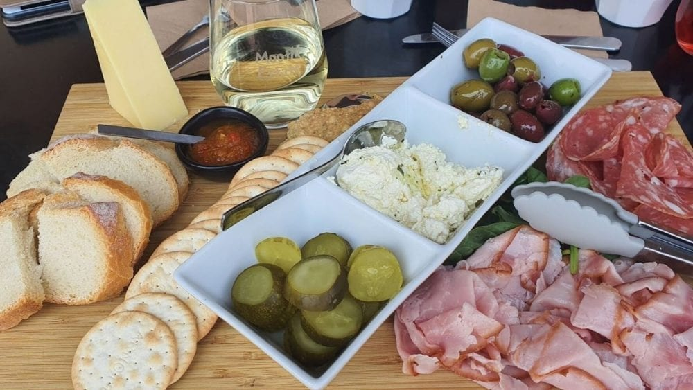 Moothi Estate Grazing Platter for Lunch