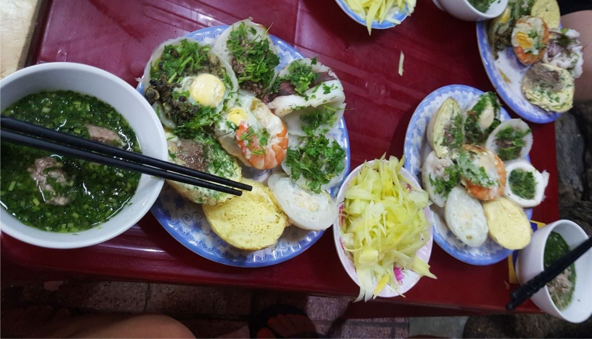 Banh Can 51 Restaurant