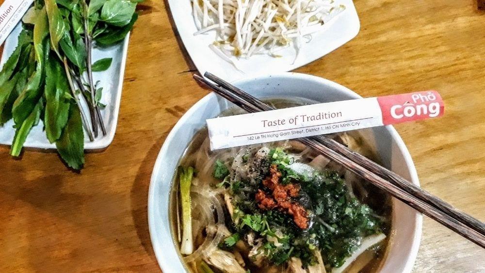 Pho Cong Saigon Restaurant