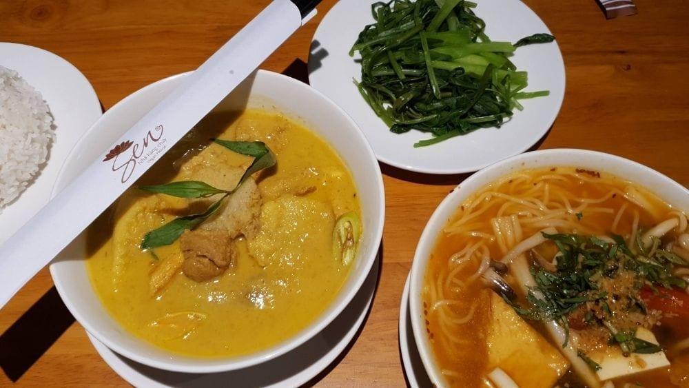 Sen Vegetarian Restaurant Saigon